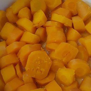 Carrots-Boiled