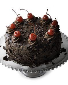 کیک بلک فارست (جنگل سیاه)