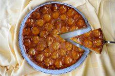 کیک موز وگان