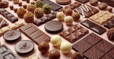 طرز تهیه شکلات مغزدار خانگی برای عید نوروز