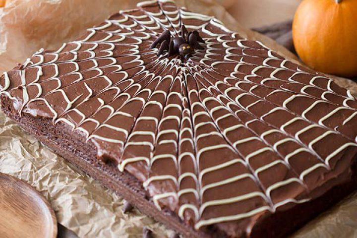کیک تار عنکبوت