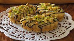 شیرینی گردویی کره ای